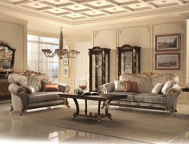 Итальянская мягкая мебель Sinfonia фабрики Arredo Classic
