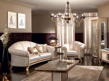 Итальянская мягкая мебель Raffaello фабрики Arredo Classic
