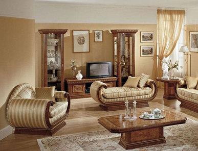 Итальянская гостиная Elite фабрики Arredo Classic