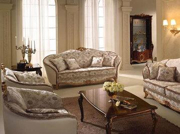 Итальянская мягкая мебель Donatello фабрики Arredo Classic