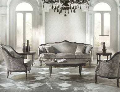 Итальянская мягкая мебель Mediterraneo Ischia фабрики Angelo Cappellini