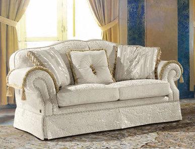 Итальянская мягкая мебель Ornella Classic Home фабрики Epoque Treci Sallotti