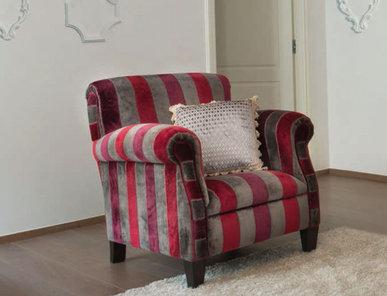 Итальянское кресло Venezia Classic Home фабрики Epoque Treci Sallotti