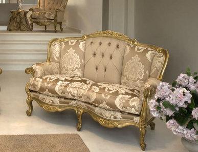 Итальянская мягкая мебель Cellini Classic Home фабрики Epoque Treci Sallotti