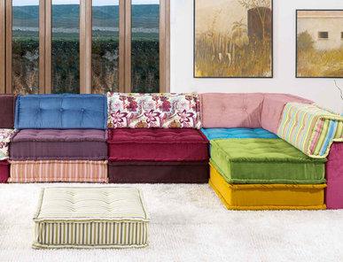 Итальянская мягкая мебель Storeblog Country Collection фабрики Epoque Treci Sallotti