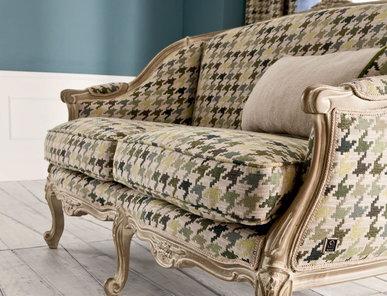 Итальянская мягкая мебель Cardamomo Natural Home фабрики Epoque Treci Sallotti