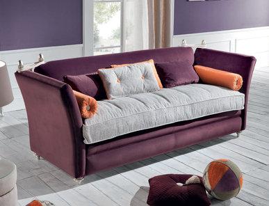 Итальянская мягкая мебель Vaniglia Natural Home фабрики Epoque Treci Sallotti