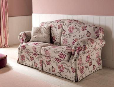 Итальянская мягкая мебель Cassia Natural Home фабрики Epoque Treci Sallotti