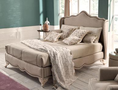 Итальянская кровать Alloro Natural Home фабрики Epoque Treci Sallotti