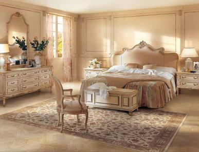 Итальянская спальня Luigi XV Brahms фабрики Angelo Cappellini