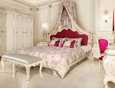 Итальянская спальня Luigi XV Boito фабрики Angelo Cappellini