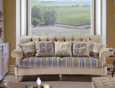 Итальянская мягкая мебель Farhay Provence фабрики Epoque Treci Sallotti