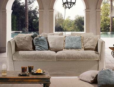 Итальянская мягкая мебель Vanda Provence фабрики Epoque Treci Sallotti