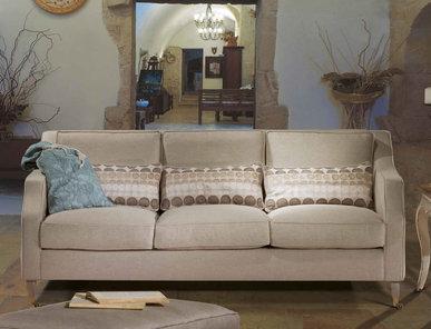 Итальянская мягкая мебель Alessio Provence фабрики Epoque Treci Sallotti