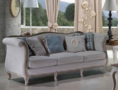 Итальянская мягкая мебель Dora Provence фабрики Epoque Treci Sallotti