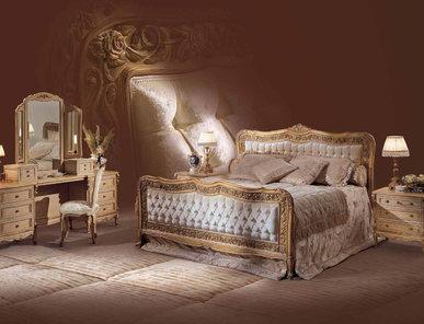 Итальянская спальня Luigi XV Frescobaldi фабрики Angelo Cappellini