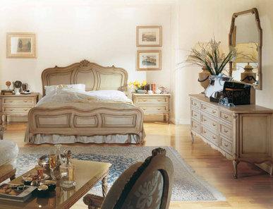 Итальянская спальня Luigi XV Strauss фабрики Angelo Cappellini
