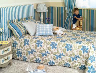 Итальянская детская кровать Mavra Sweet Collection фабрики Epoque Treci Sallotti