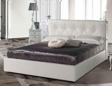 Итальянская кровать Raul Sweet Collection фабрики Epoque Treci Sallotti