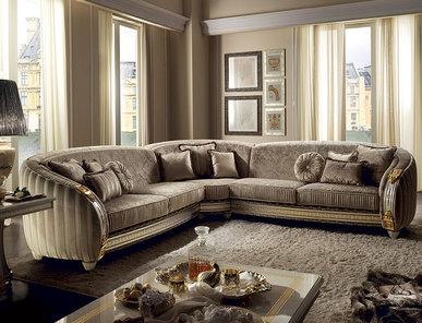 Итальянская мягкая мебель Liberty фабрики Arredo Classic