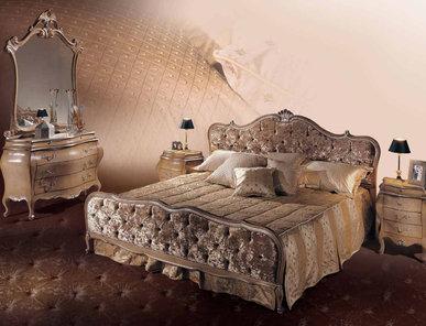 Итальянская спальня Luigi XV Puccini фабрики Angelo Cappellini