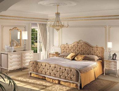 Итальянская спальня Luigi XV Berlioz фабрики Angelo Cappellini
