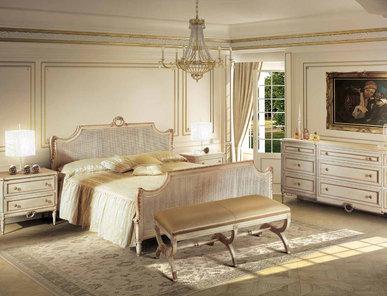 Итальянская спальня Luigi XVI Mozart фабрики Angelo Cappellini