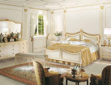 Итальянская спальня Luigi XVI Chopin фабрики Angelo Cappellini
