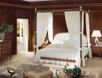 Итальянская спальня Luigi XVI Liszt фабрики Angelo Cappellini