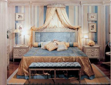 Итальянская спальня Luigi XVI Borodin фабрики Angelo Cappellini