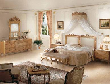 Итальянская спальня Luigi XVI Cimarosa фабрики Angelo Cappellini