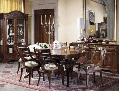 Итальянская гостиная Puccini Ciliegio фабрики Claudio Saoncella
