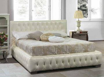 Итальянская кровать Tullio Sweet Collection фабрики Epoque Treci Sallotti
