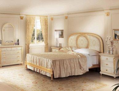 Итальянская спальня Luigi XVI Bizet фабрики Angelo Cappellini