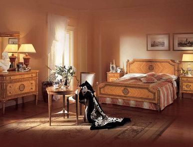 Итальянская спальня Luigi XVI Grieg фабрики Angelo Cappellini