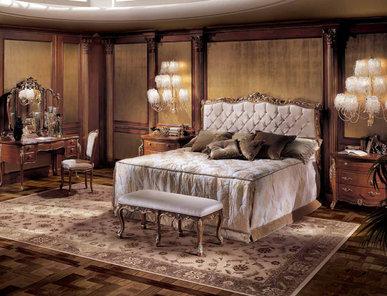 Итальянская спальня Barocco Albinoni фабрики Angelo Cappellini