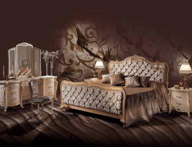 Итальянская спальня Barocco Bartok фабрики Angelo Cappellini