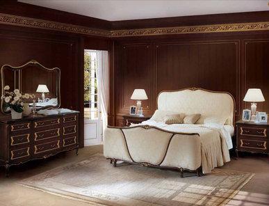 Итальянская спальня Barocco Mahler фабрики Angelo Cappellini