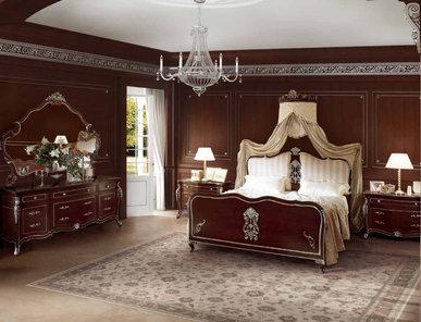 Итальянская спальня Barocco Scarlatti фабрики Angelo Cappellini