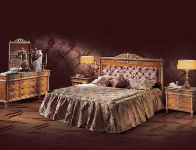 Итальянская спальня Impero Dvorak фабрики Angelo Cappellini