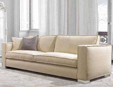 Итальянская мягкая мебель Dario White Collection фабрики Epoque Treci Sallotti