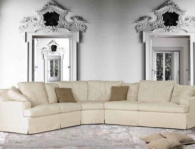 Итальянская мягкая мебель Nilo White Collection фабрики Epoque Treci Sallotti