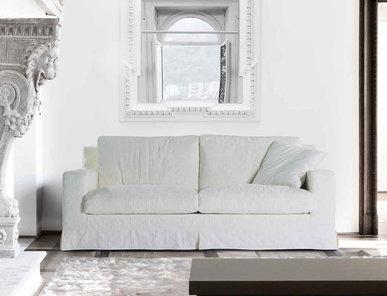 Итальянская мягкая мебель Attilio White Collection фабрики Epoque Treci Sallotti