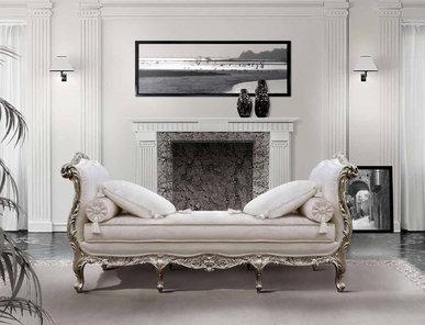 Итальянская мягкая мебель Luigi XV Novalis фабрики Angelo Cappellini