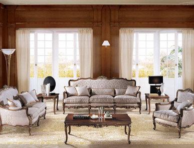 Итальянская мягкая мебель Luigi XV Belli фабрики Angelo Cappellini