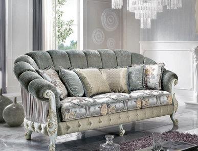 Итальянская мягкая мебель Alexander фабрики Cis Salotti