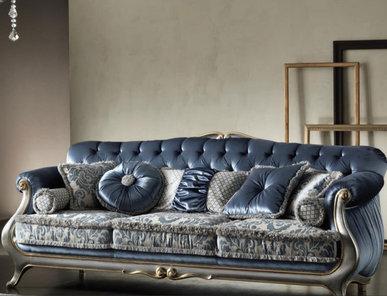 Итальянская мягкая мебель Albert фабрики Cis Salotti