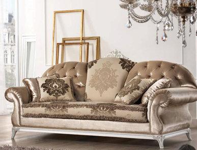Итальянская мягкая мебель Liberty фабрики Cis Salotti