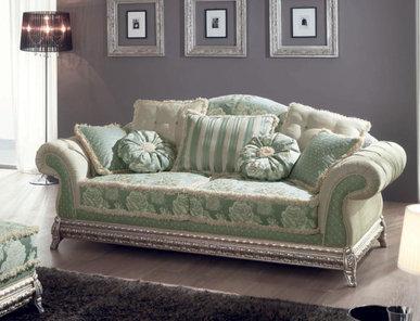 Итальянская мягкая мебель Hermitage фабрики Cis Salotti