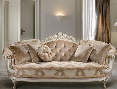 Итальянская мягкая мебель London фабрики Cis Salotti